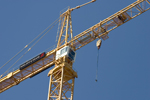 Construction Crane Detail
