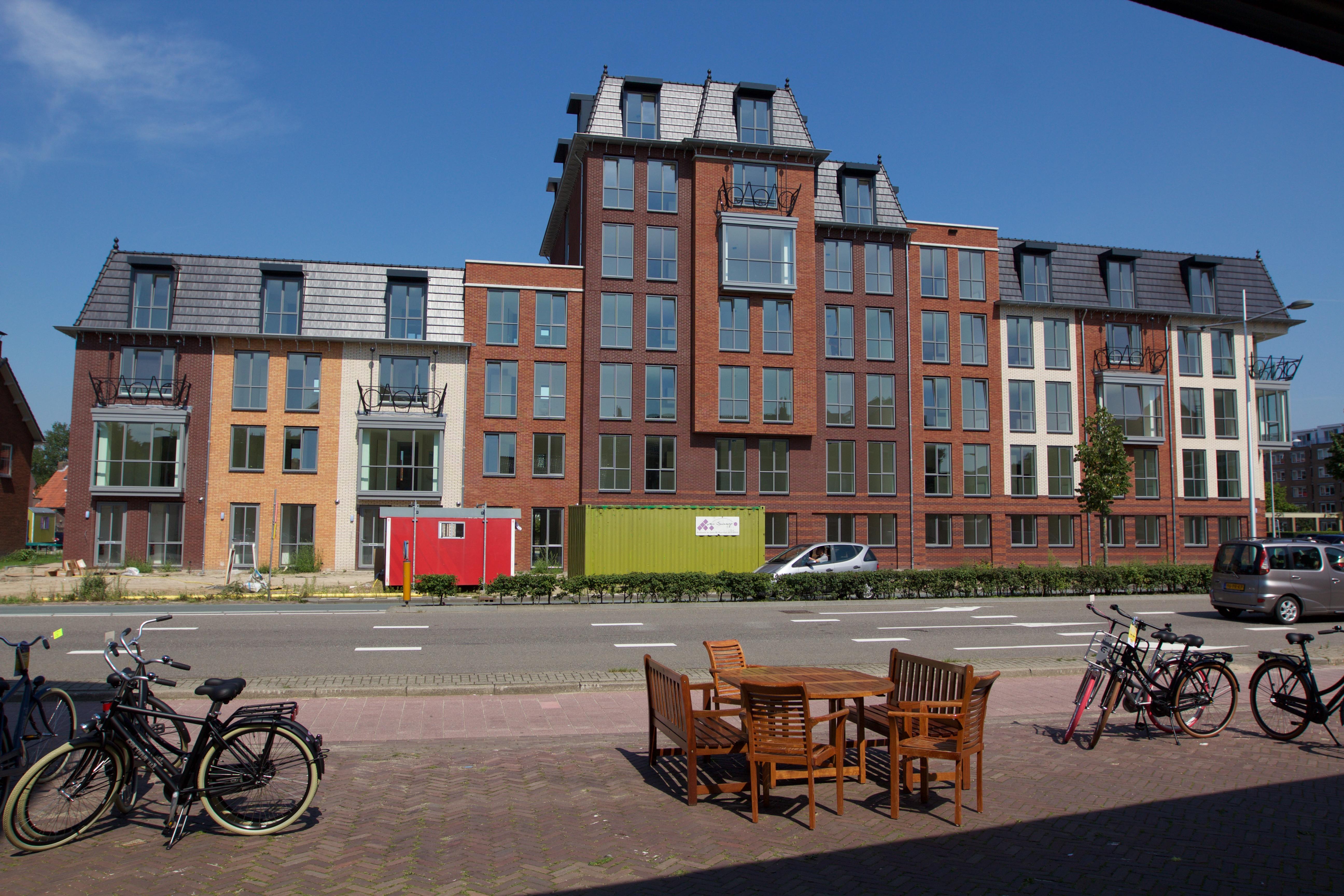 Student-accomodation-Lawickse-Hof-Wageningen