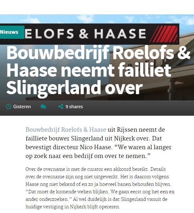 Slingerland-Bouw-Roelofs-en-Haase